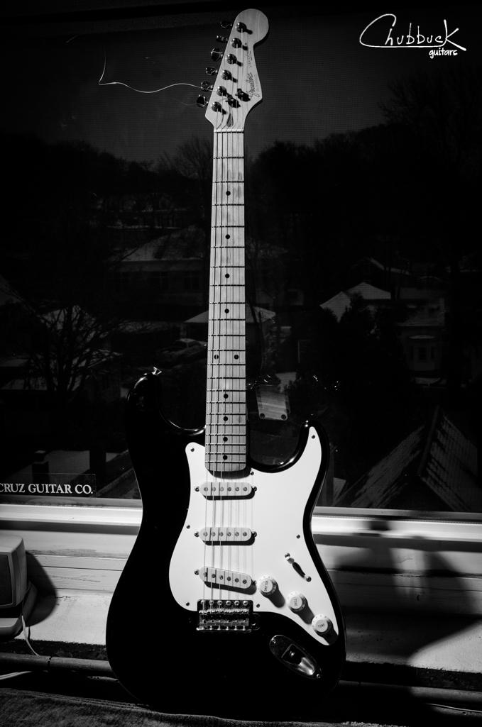 1988 – 1989 Fender Japanese Stratocaster.