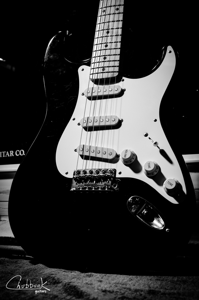 Japanese Strat back together and ready to rip.