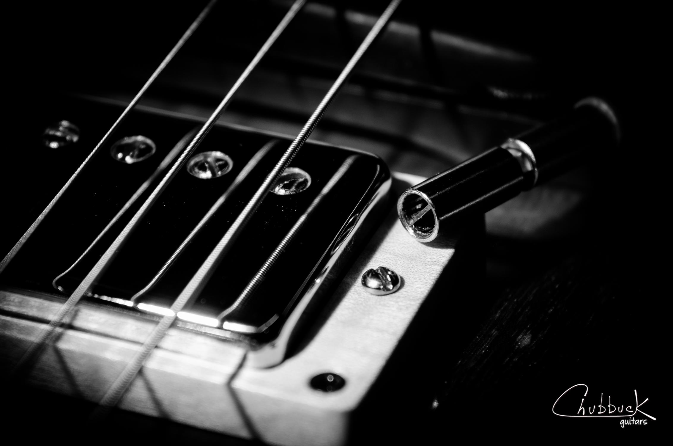 "Stewart-MacDonald's Guitar Tech Screwdriver Kit, using the ""no slip"" flat blade."