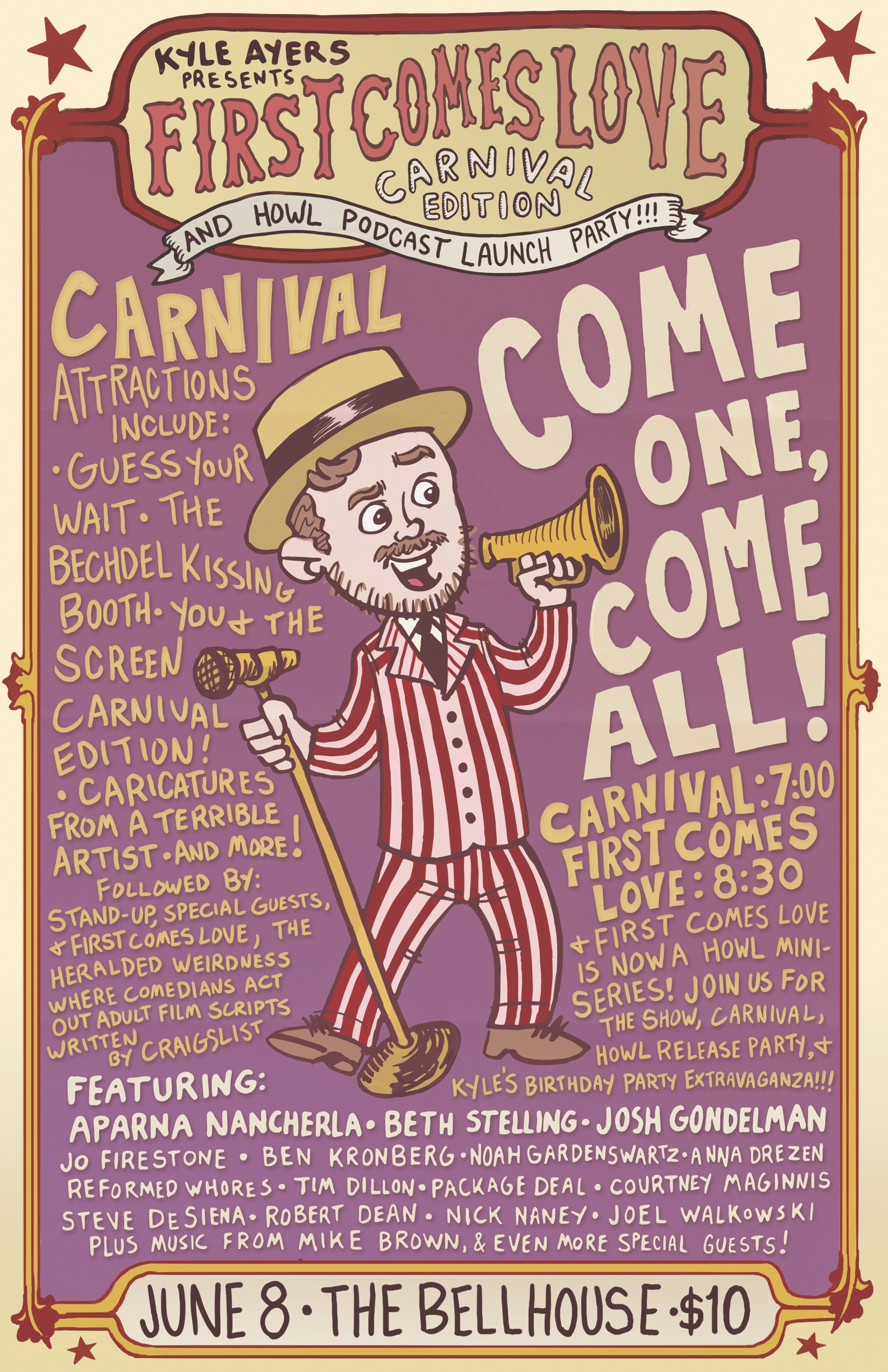 FCL Carnival Howl Poster.jpg