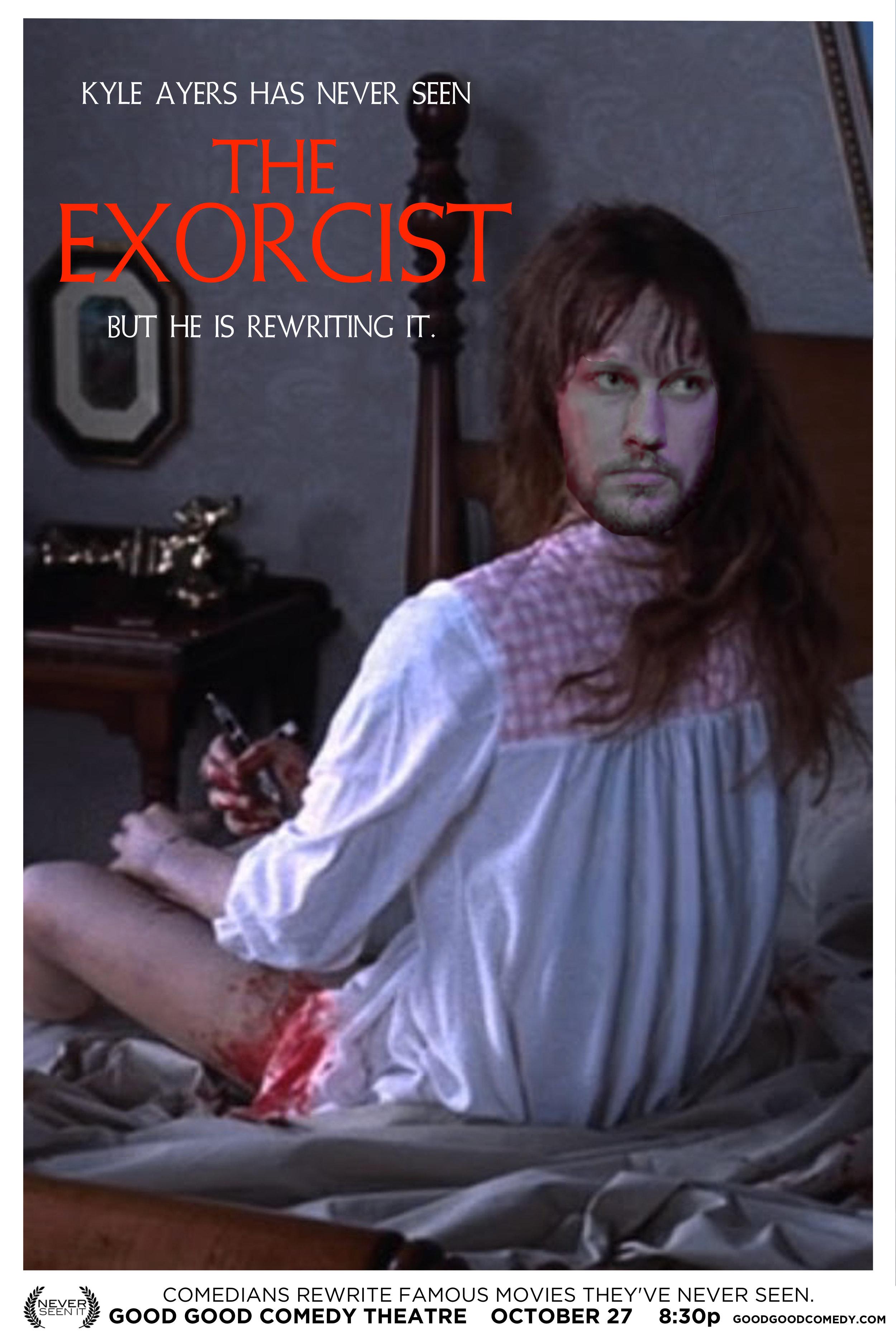 Good Good The Exorcist Vertical.jpg