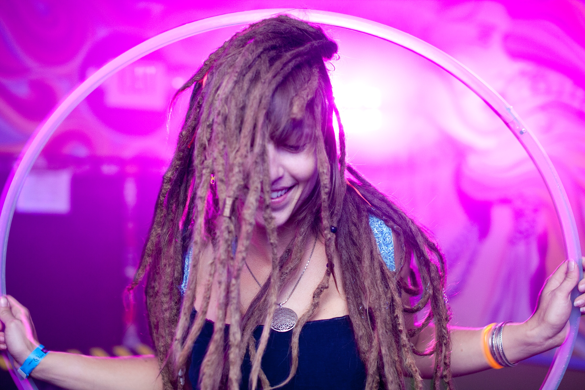 Wanna see me twirling, dancing, and bouncing through my hoop? Click  here