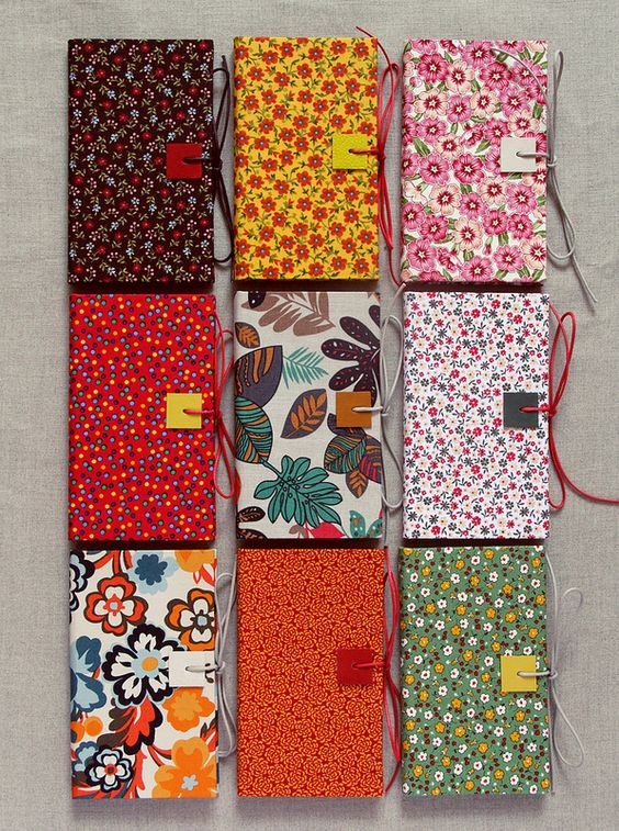 Vintage pattern cloth covers?! >>swoon<<