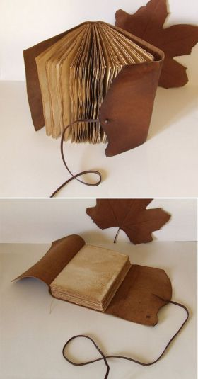 Perfect for thrifted or upcycled leather scraps!
