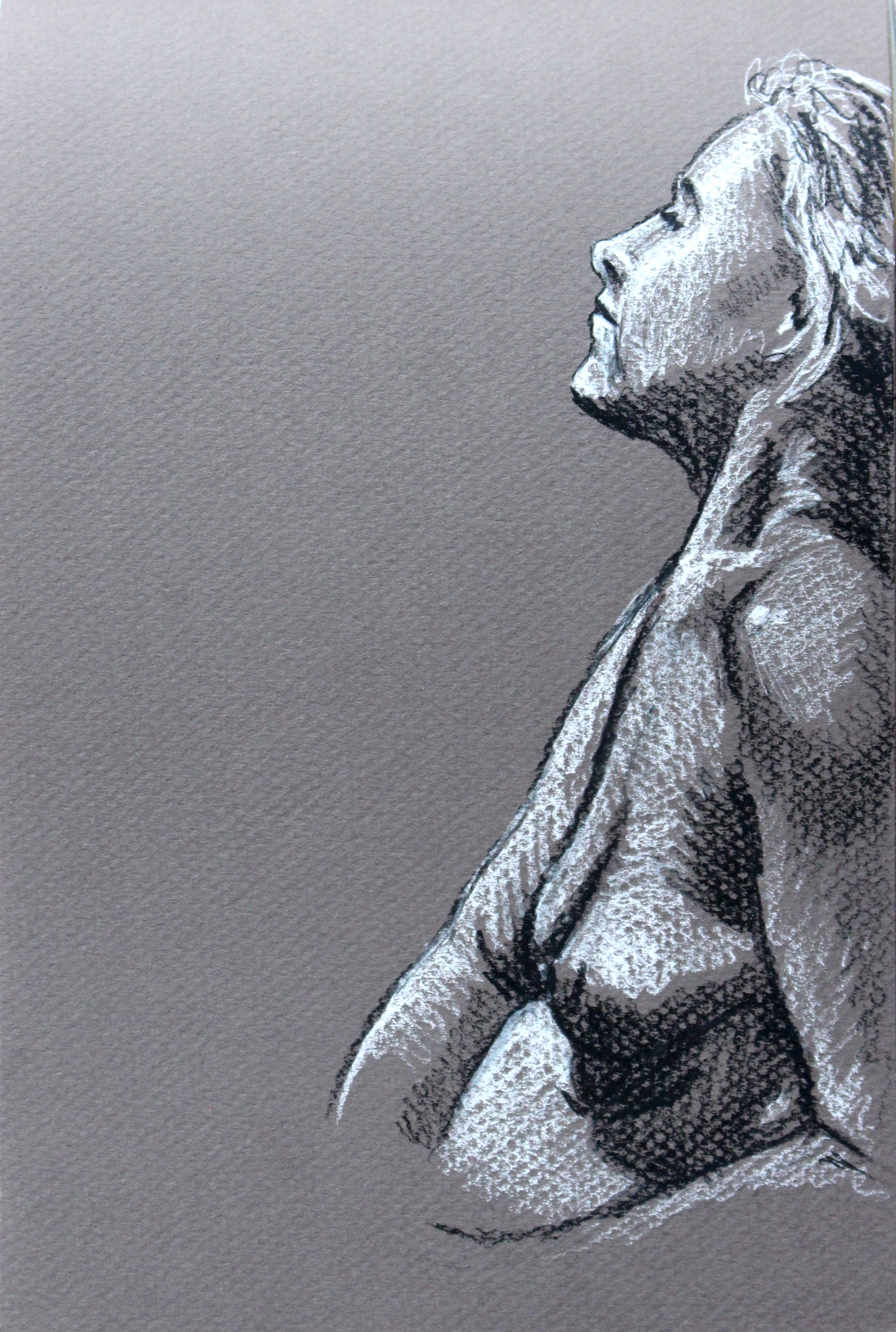 Live Figure Drawing Sessions — Caleigh Bird Art