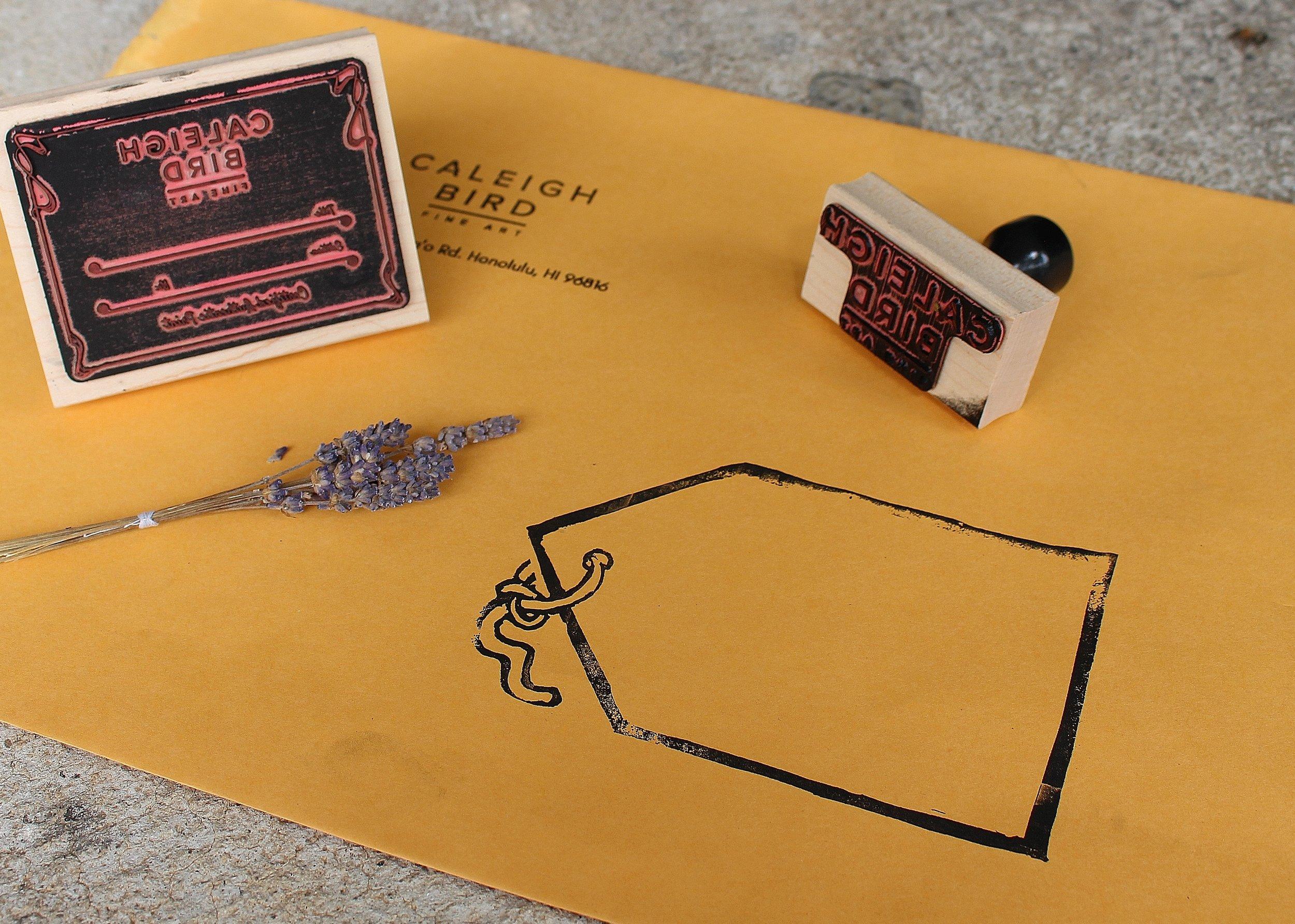 design for mail parcel