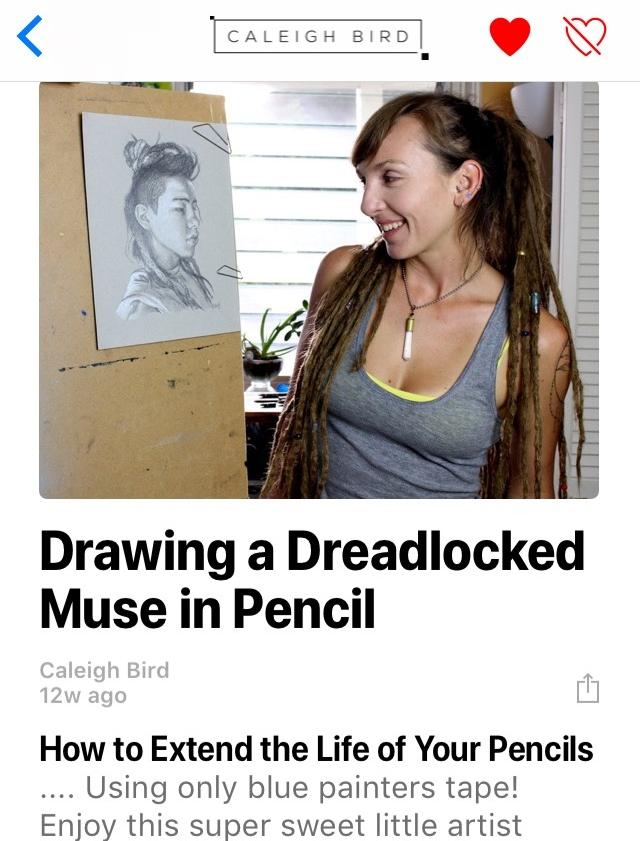 apple news artist