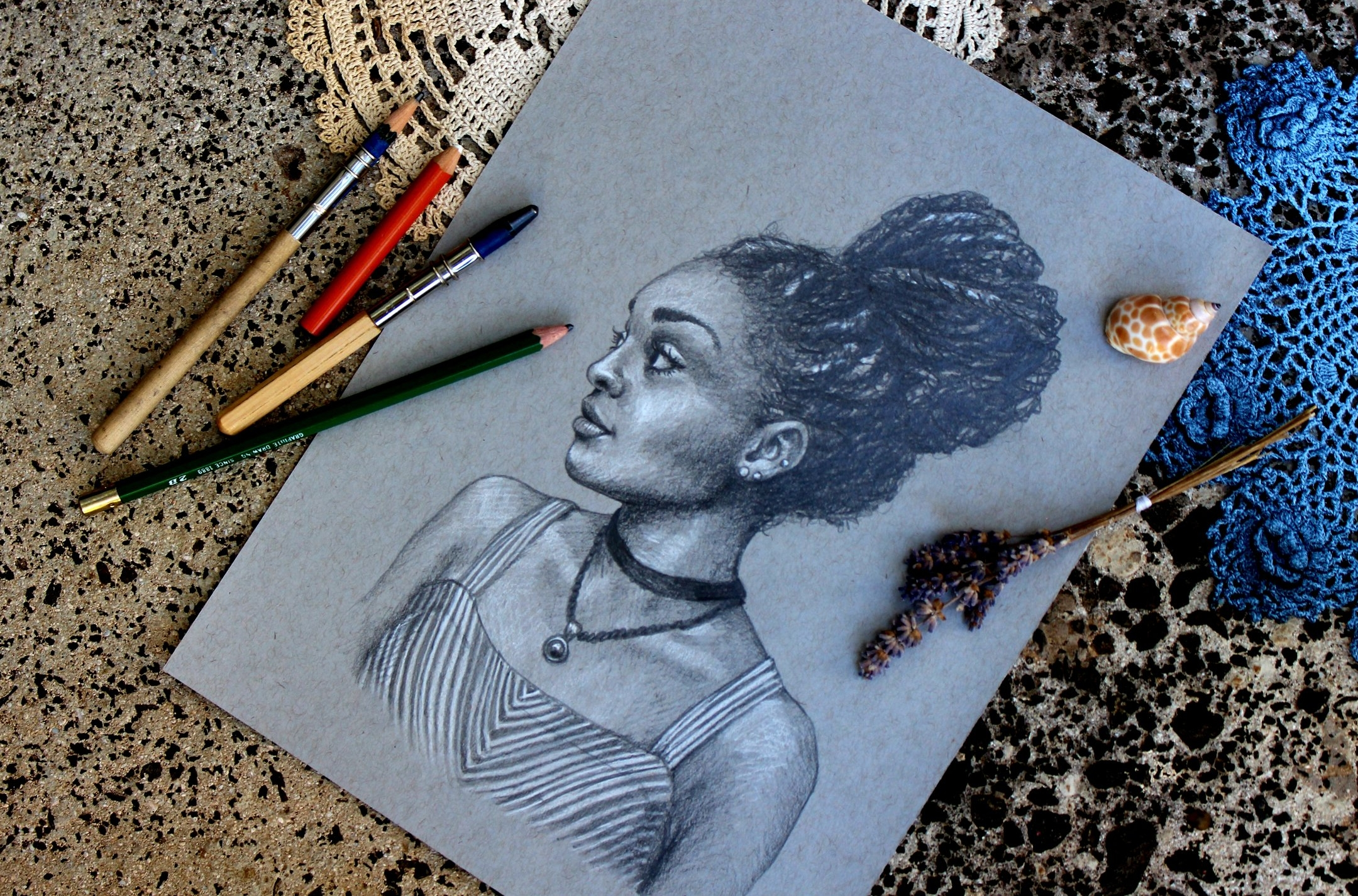 best pencils for drawing portraits