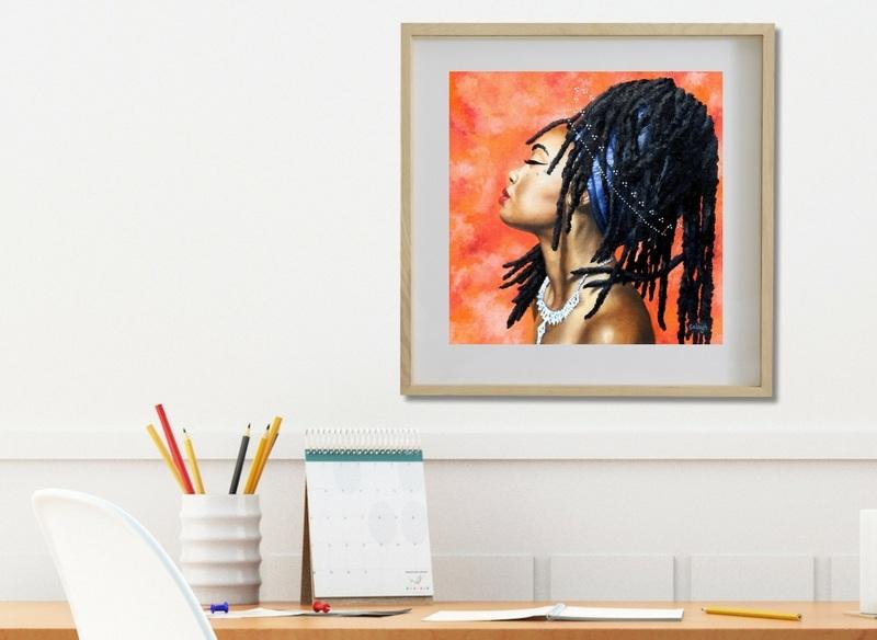 how to make art prints