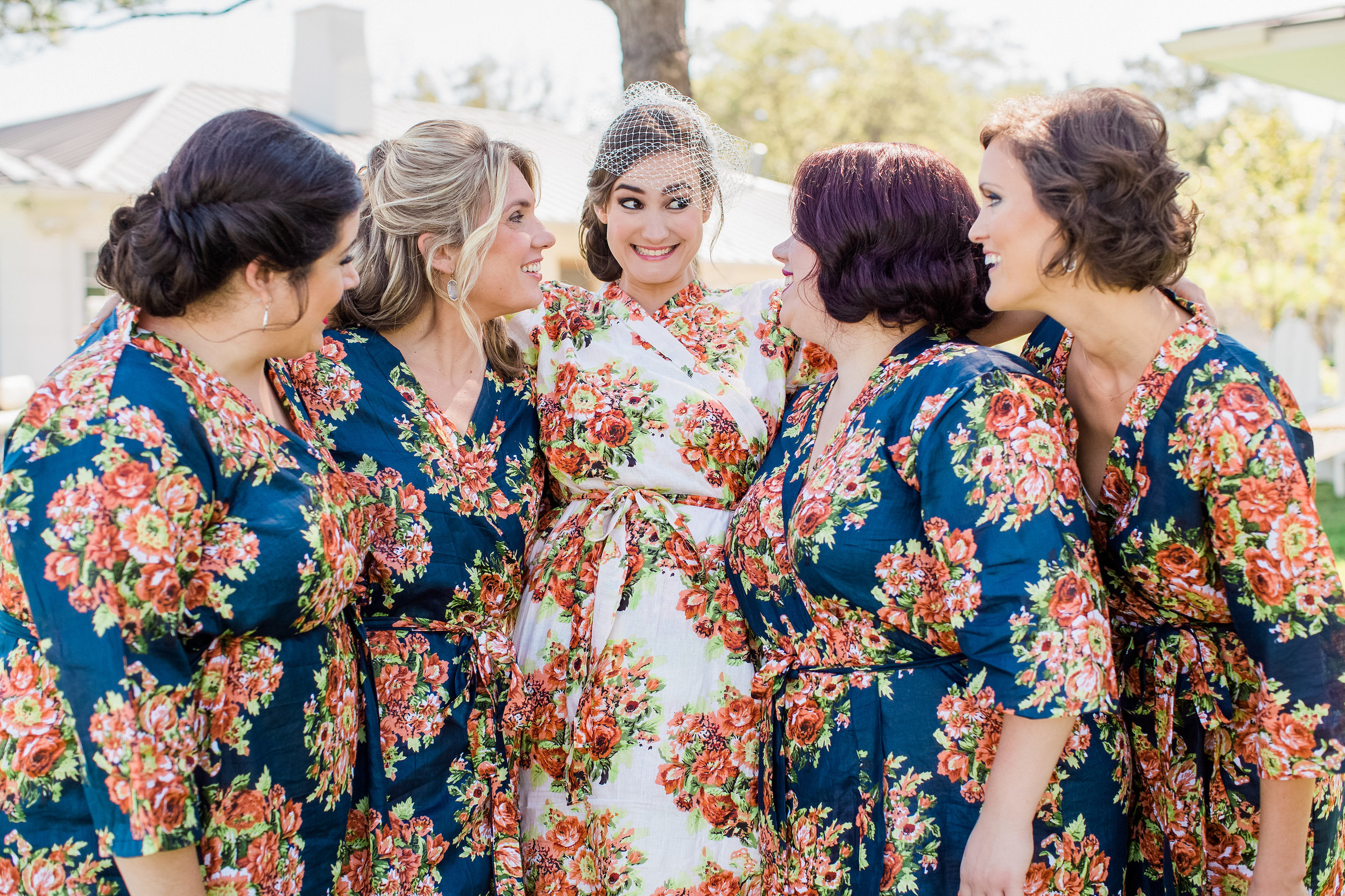 Plan Our Day Houston, Wedding Coordinators, Kemah, TX Wedding at Texas Corinithian Yacht Club Bridal Party