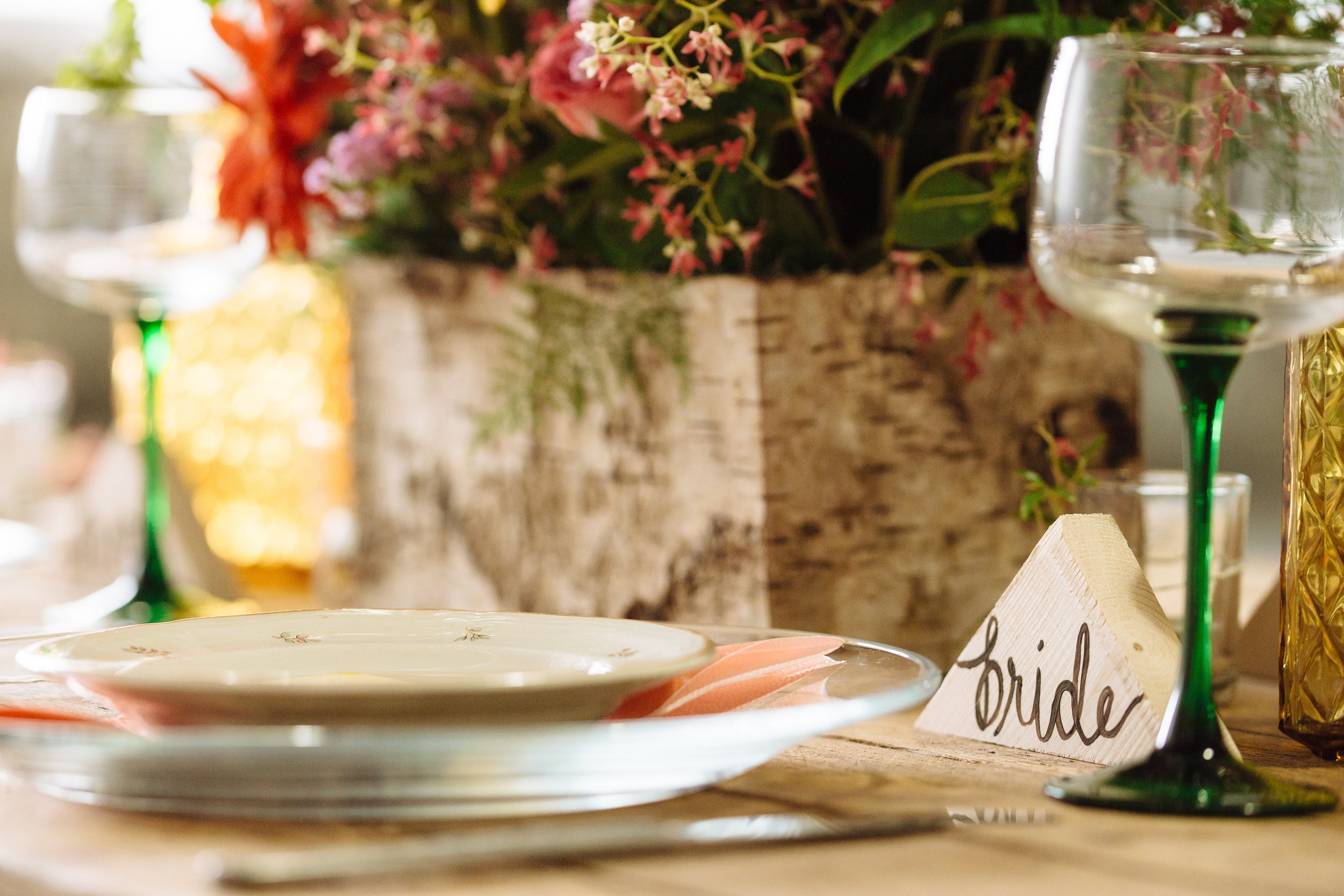 You Can't Eat at your Own Wedding | Wedding Myths | Plan Our Day Houston Wedding Planners