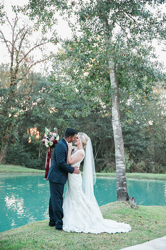 Fall Romance at the Springs in Katy | Houston Wedding Coordinators