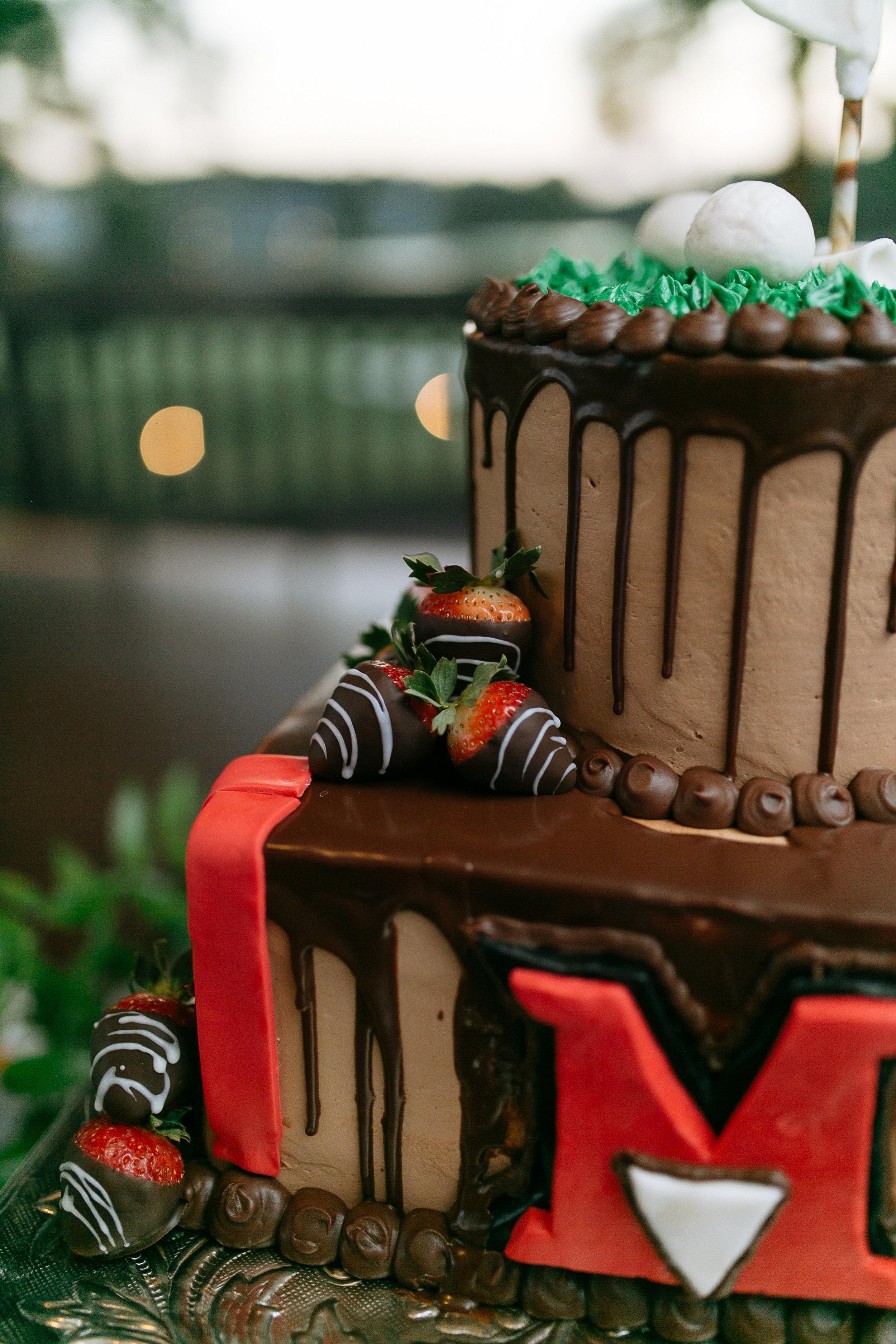 Groom's Cake| Woodlands, Tx Wedding