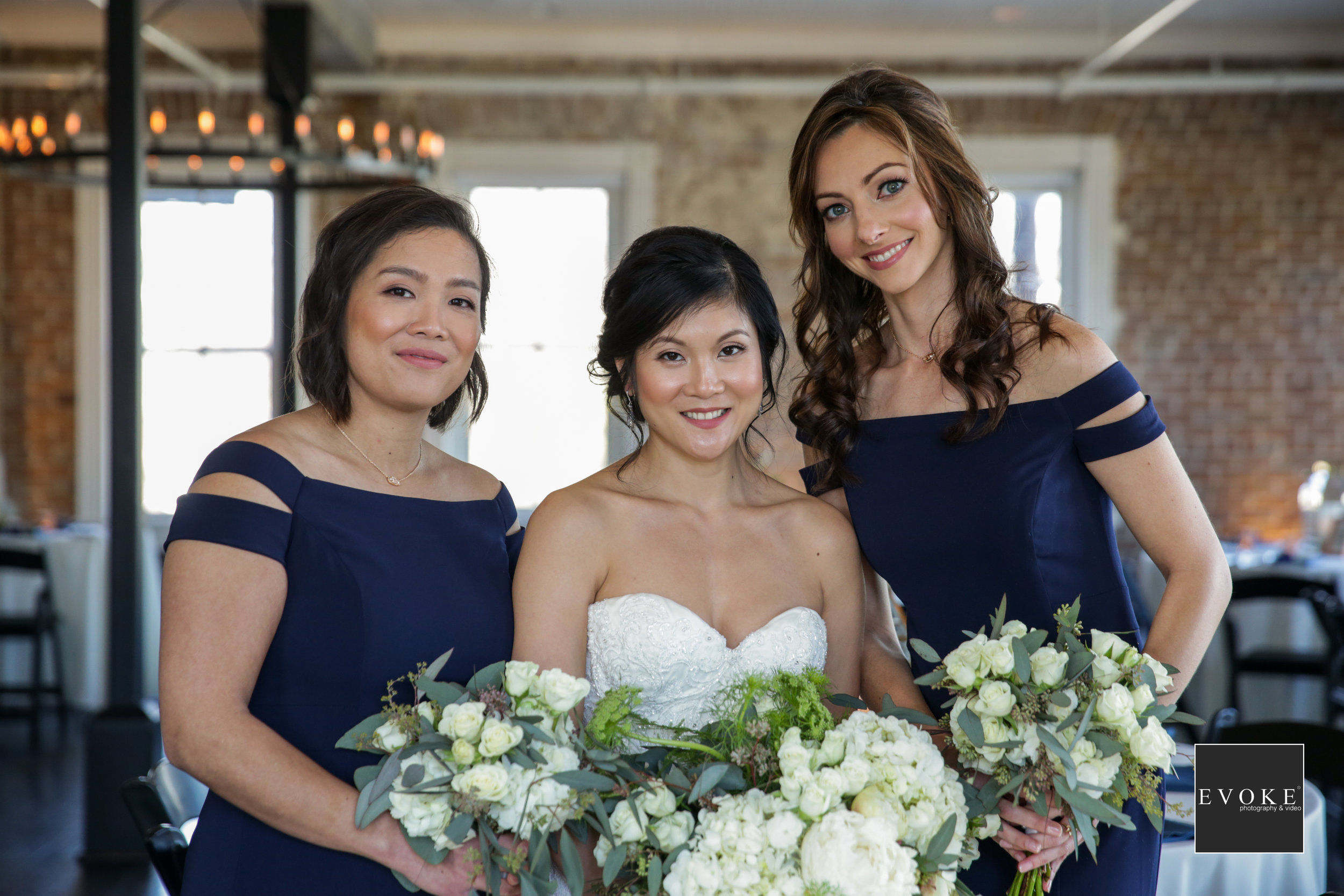 Historic Downtown Houston Wedding