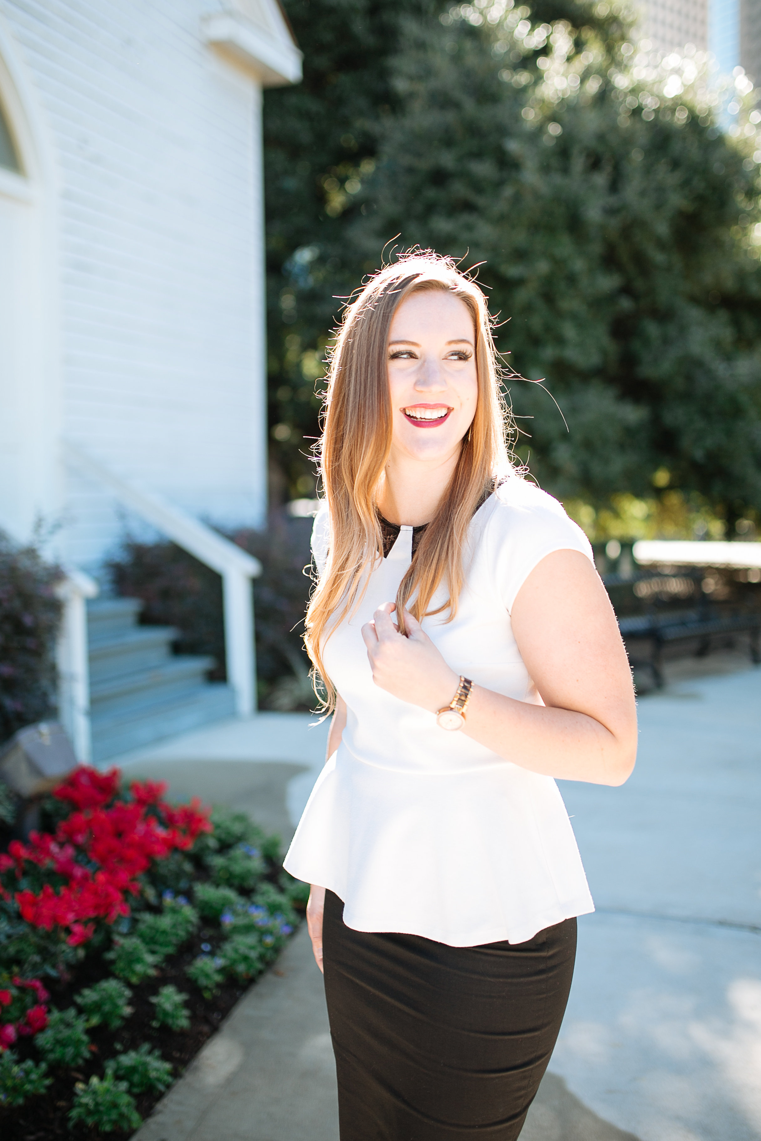 Host and Designer, Samantha Gieseke with Plan Our Day Events