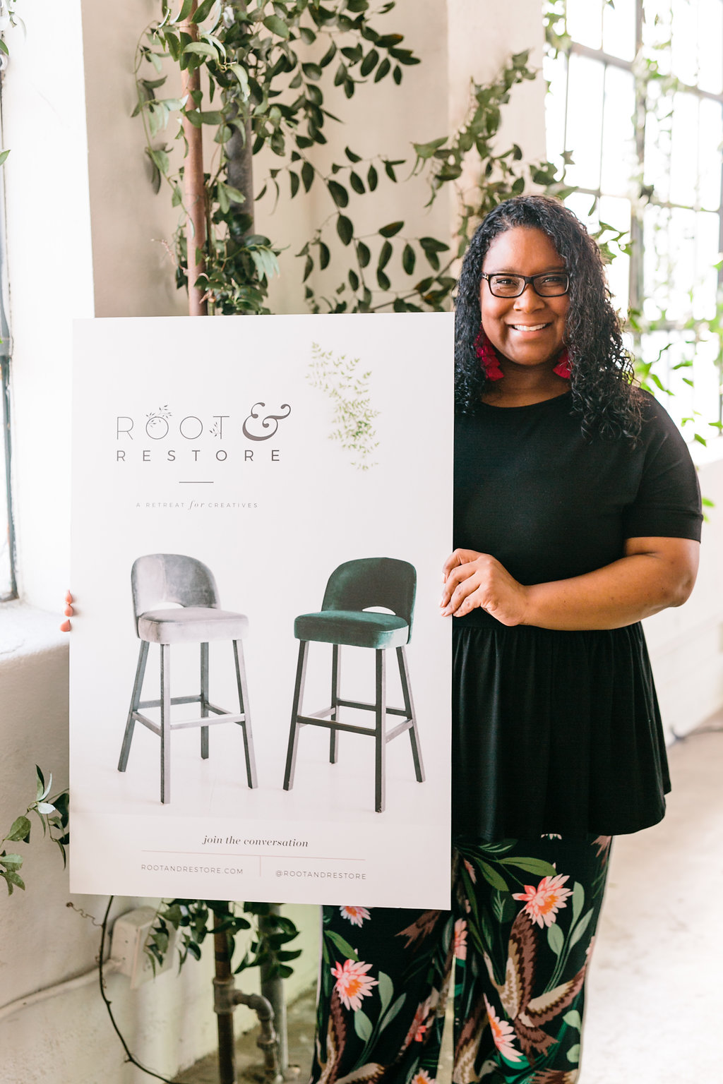 Root and Restore Launch Party - Houston Event Planners | The Space HTX