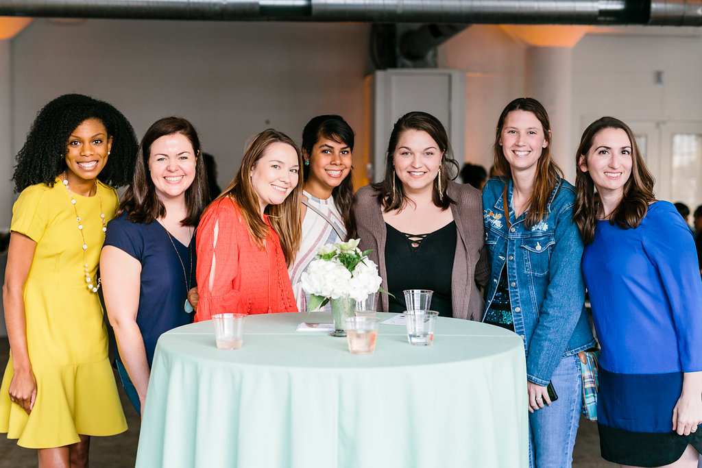 Houston Female Business Owners at the Root and Restore Launch Party