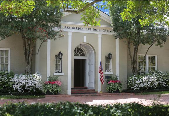 Houston's Top Wedding Venues | River Oaks Garden Club