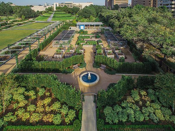Houston Garden Style Wedding Venues| McGovern Centennial Gardens