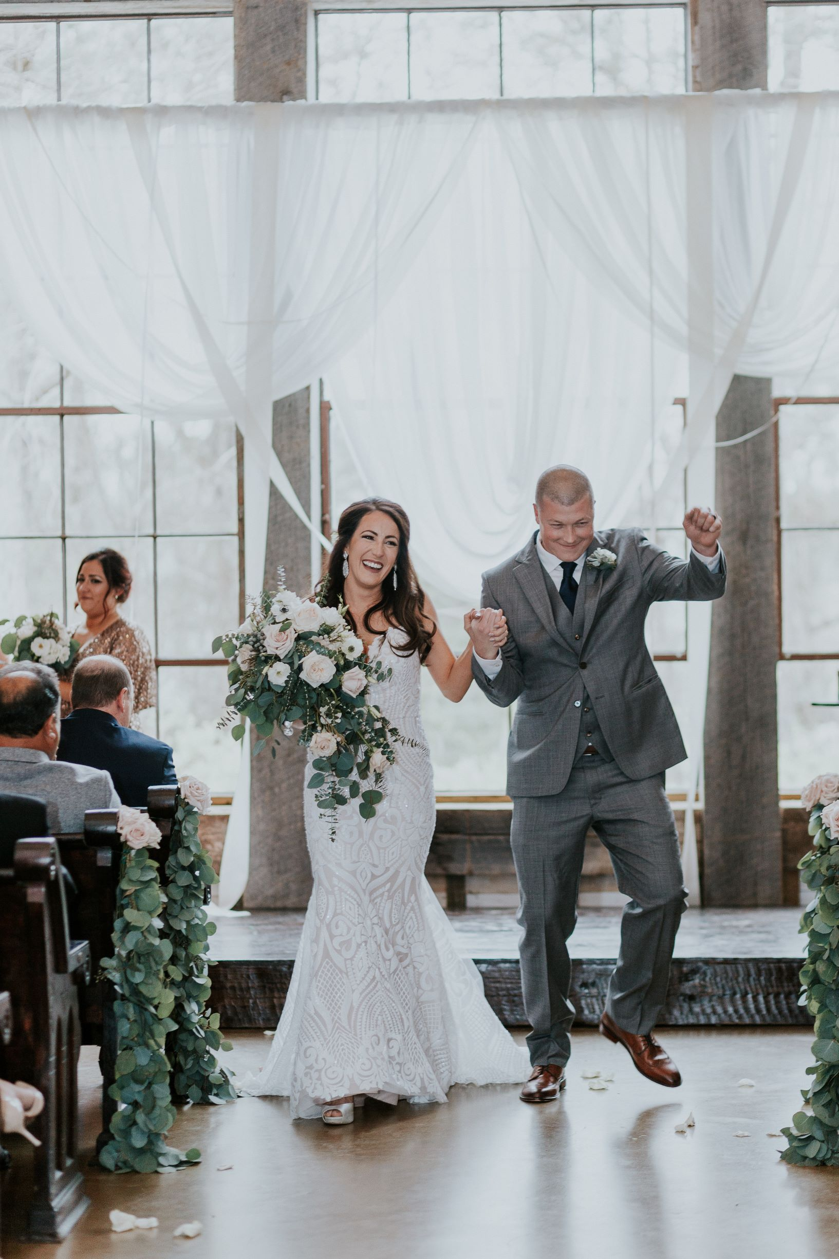 Finally Married Big Sky Barn Wedding Wedding Planners in Houston