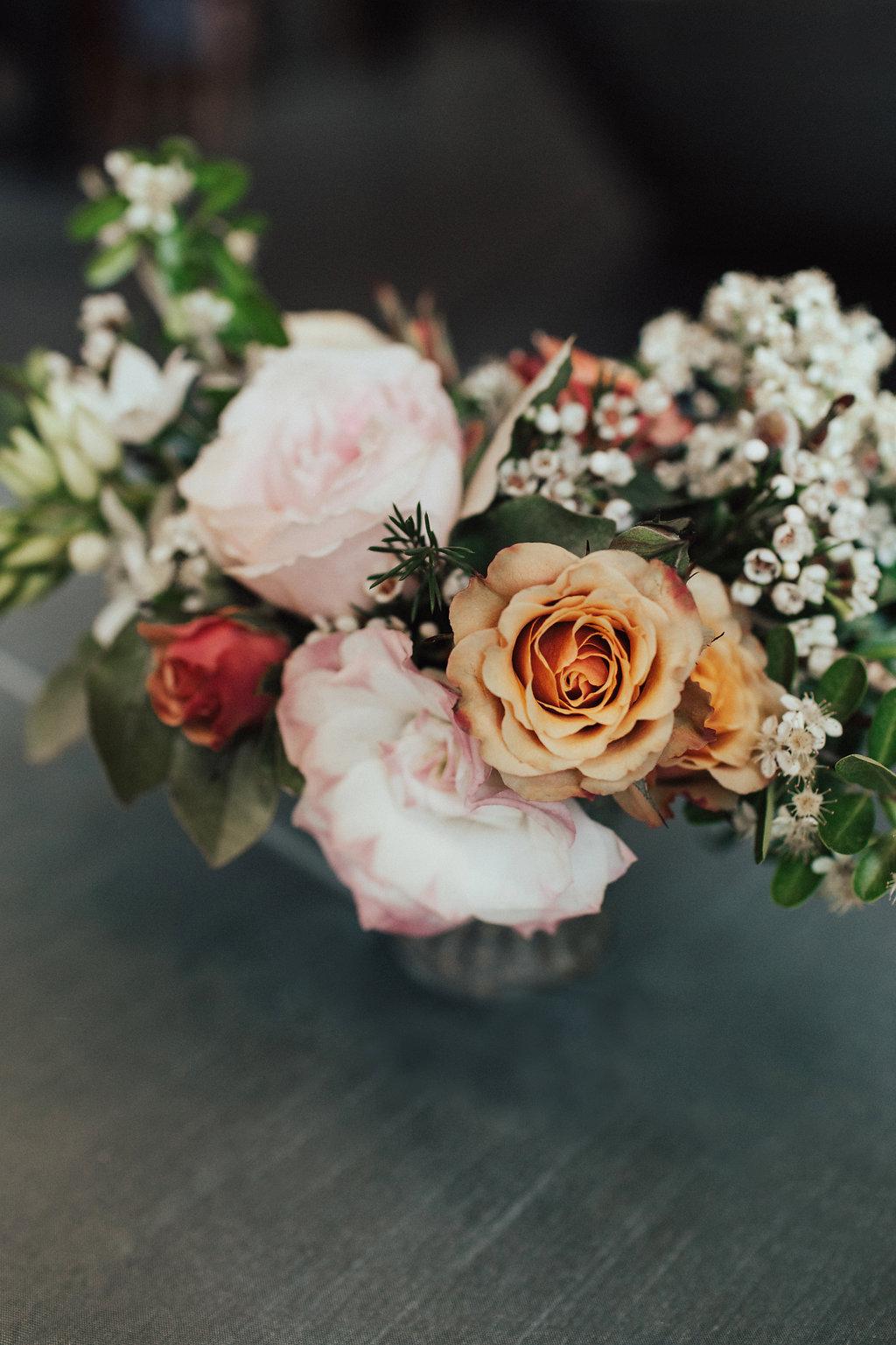 Wedding Flowers by Mi Bella Rosa
