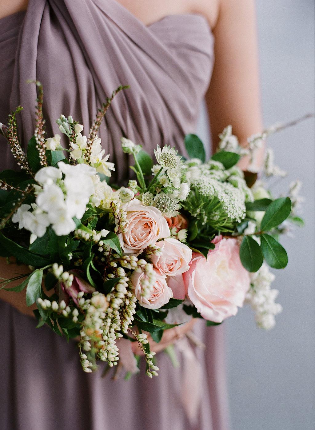 Wedding Bouquet by Mi Bella Rosa