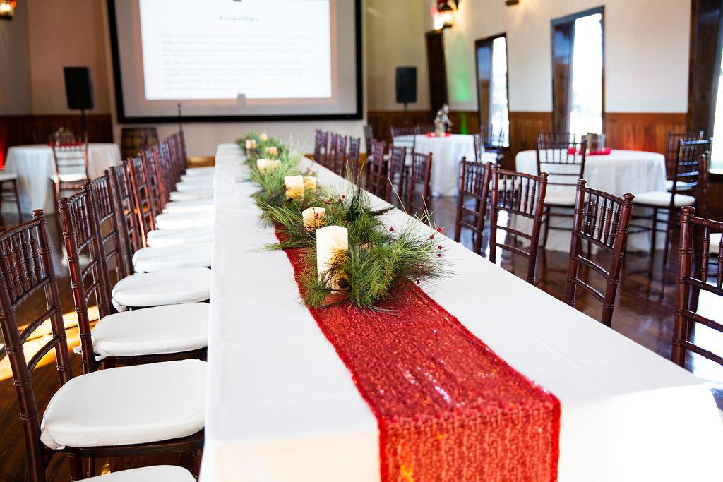Christmas Decor for businesses | Houston Event Planning