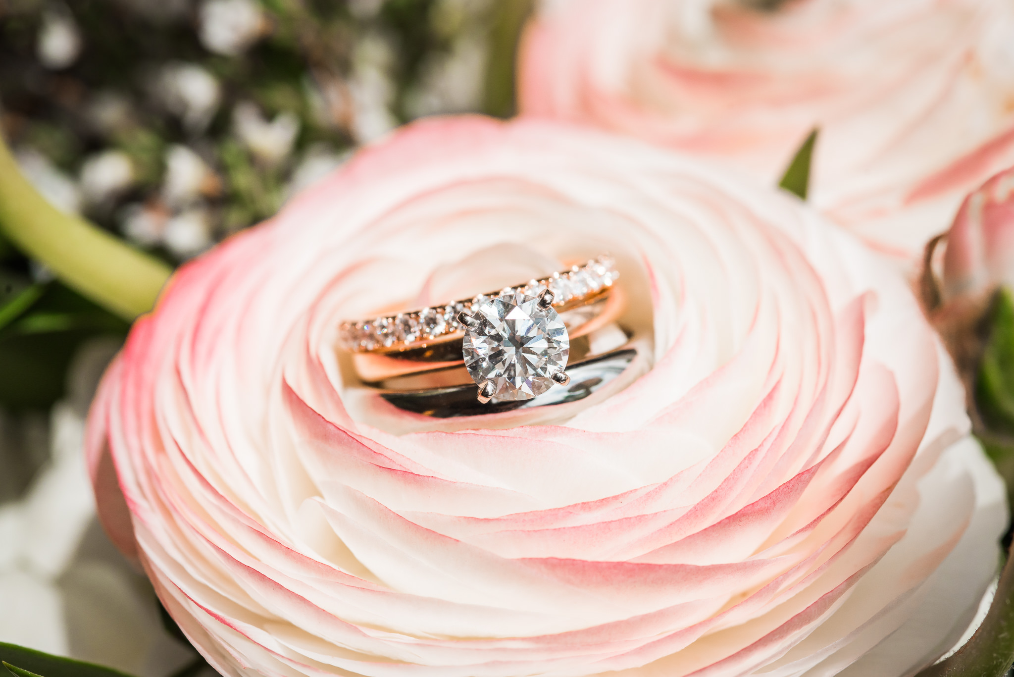 PInk and White Wedding Inspiration | Houston Luxury Weddings