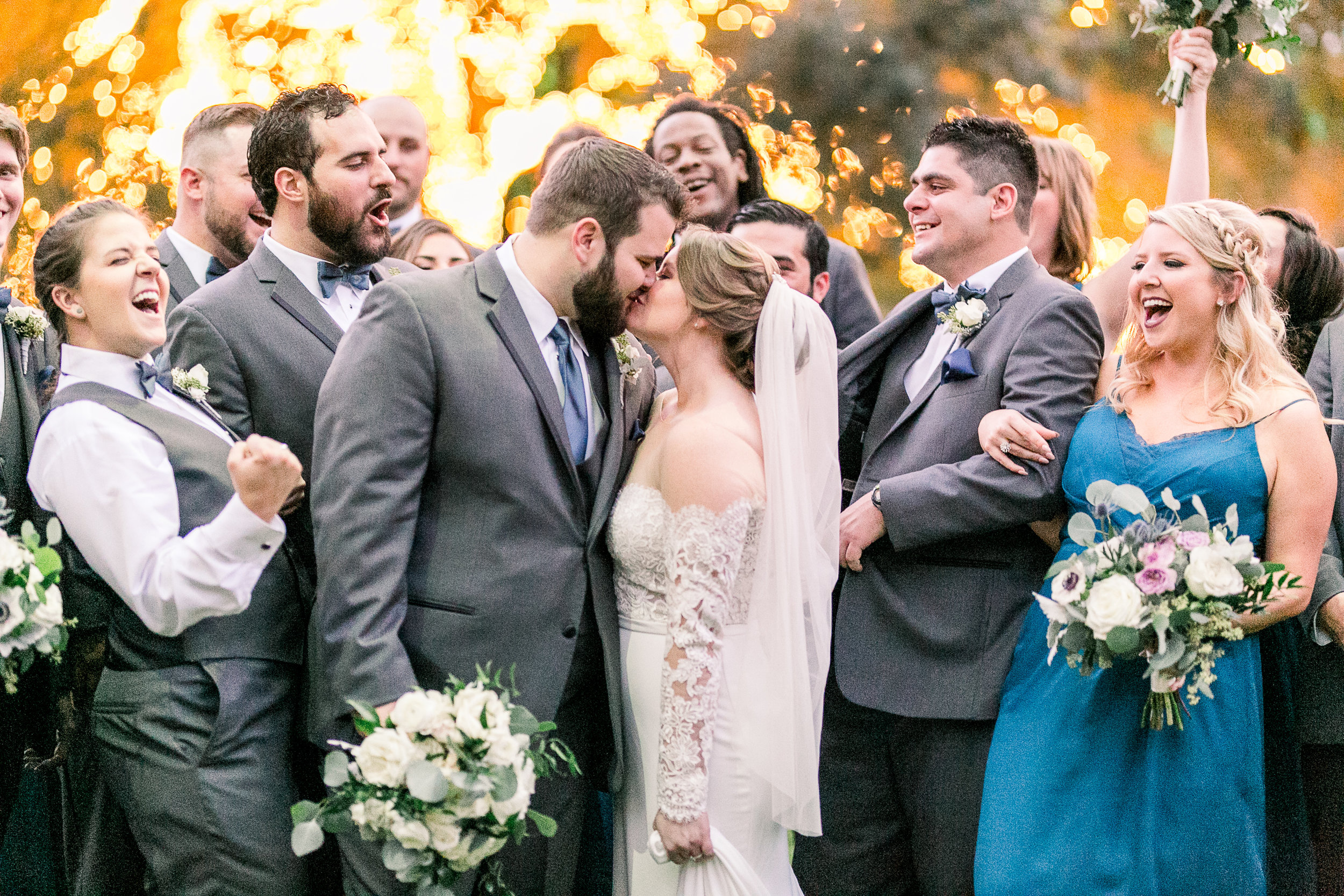 Bridal Party Photos| Houstonian Club