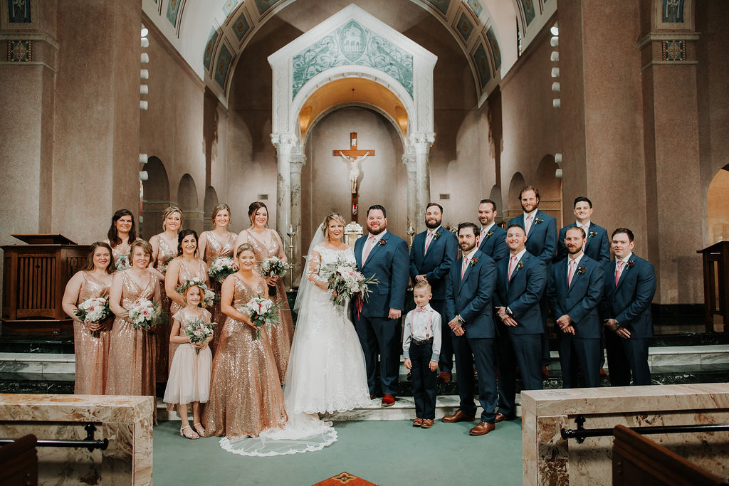Bridal Party | Houston Weddings