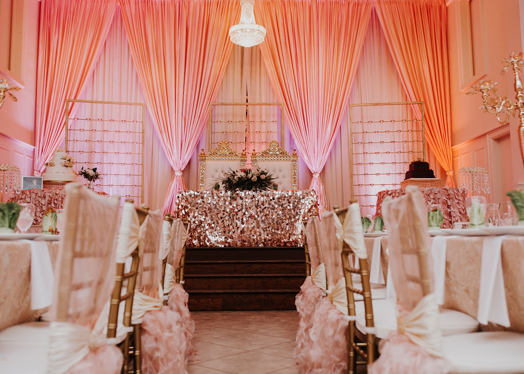 Pink Wedding | Houston Weddings