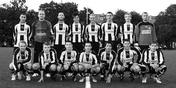 Season 2008 Reserves