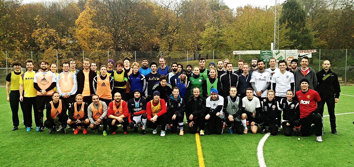 LFC Club Tournament 2014