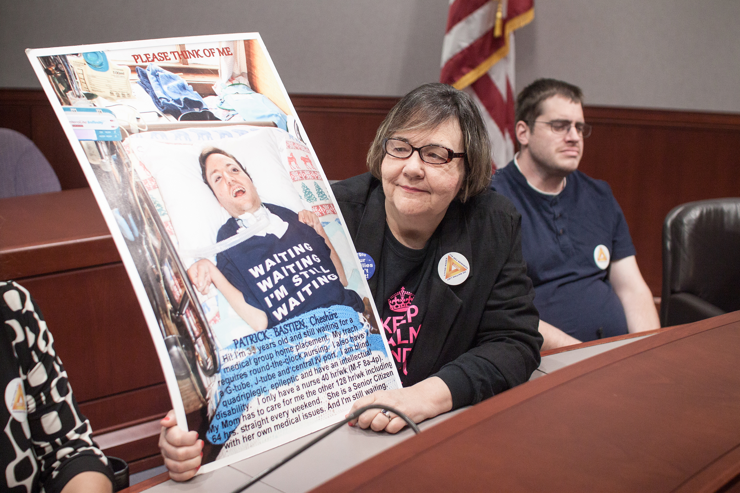 4.22.15 Press Conference and Petition March-15.JPG