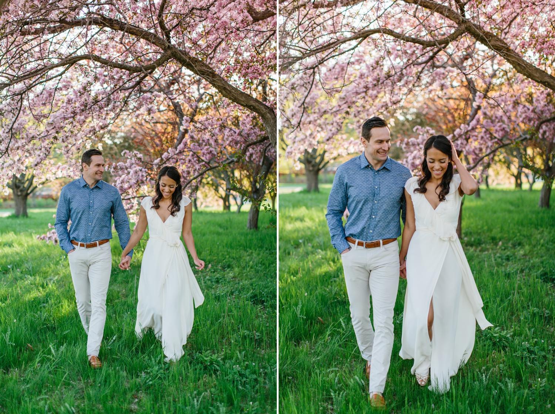 Ottawa Engagement Session Apple Blossoms 25.jpg