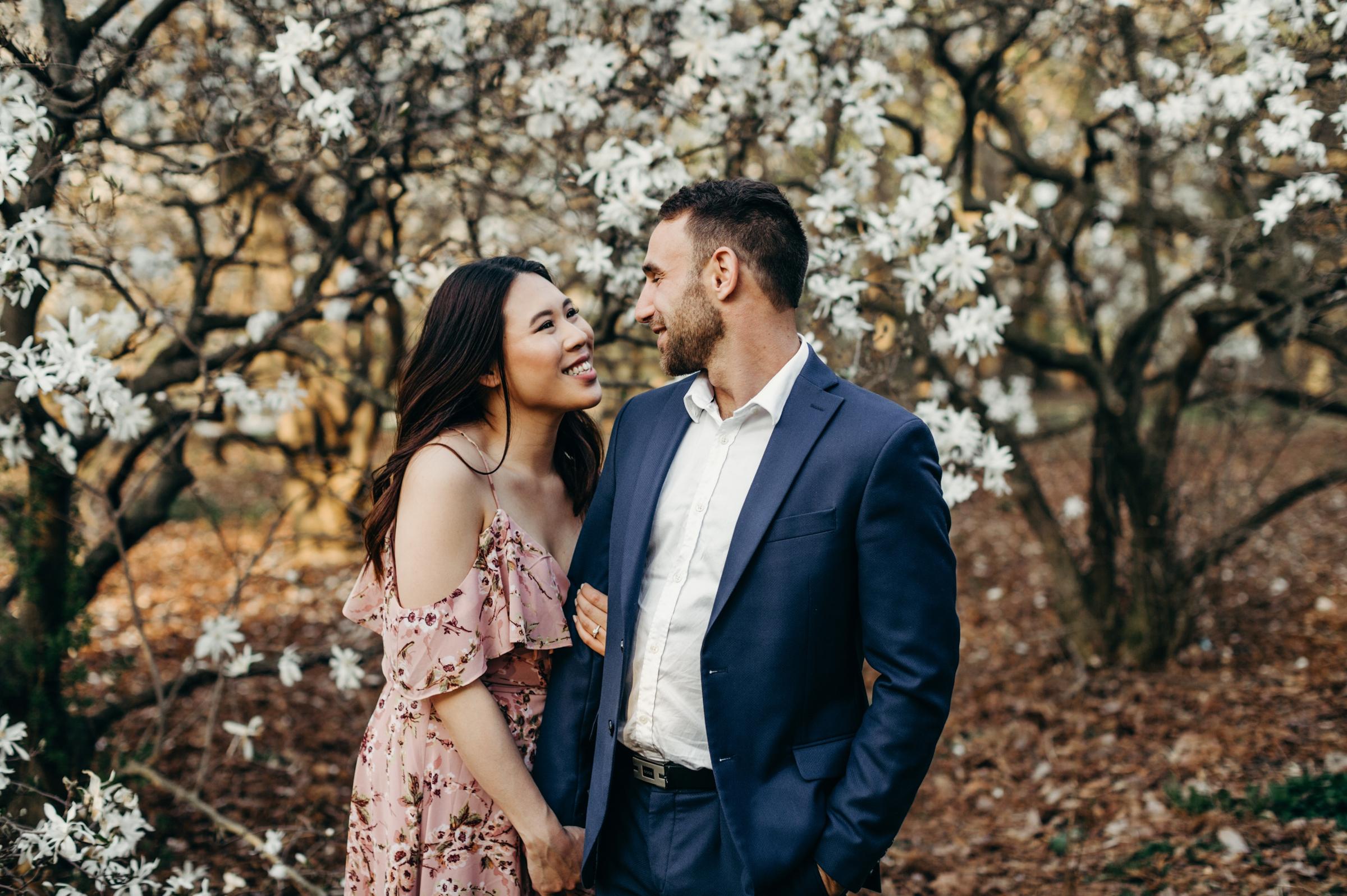 Ottawa Blossom Engagement Session - Tina and Matthew 7.jpg