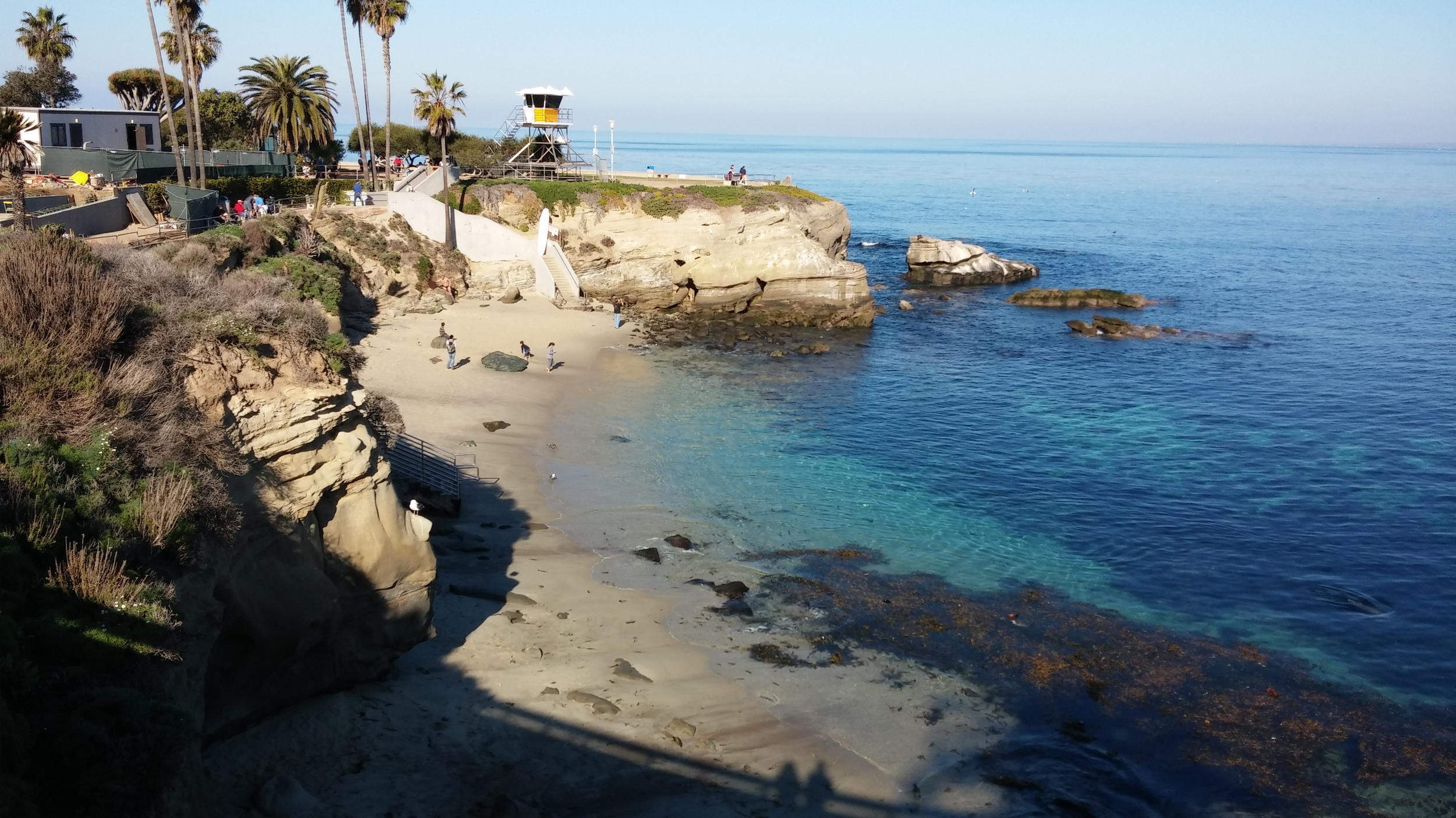 La Jolla Beach, California