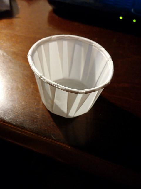 Damn cup