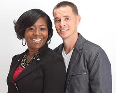 Pastors Priscilla & Evan Black