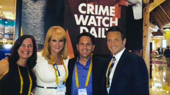 """Crime Watch Daily"" with Chris Hansen."