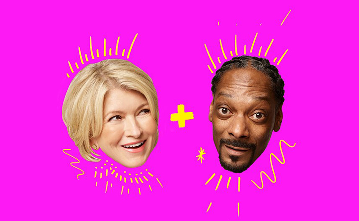 """Martha & Snoop's POTLUCK DINNER CHALLENGE."""