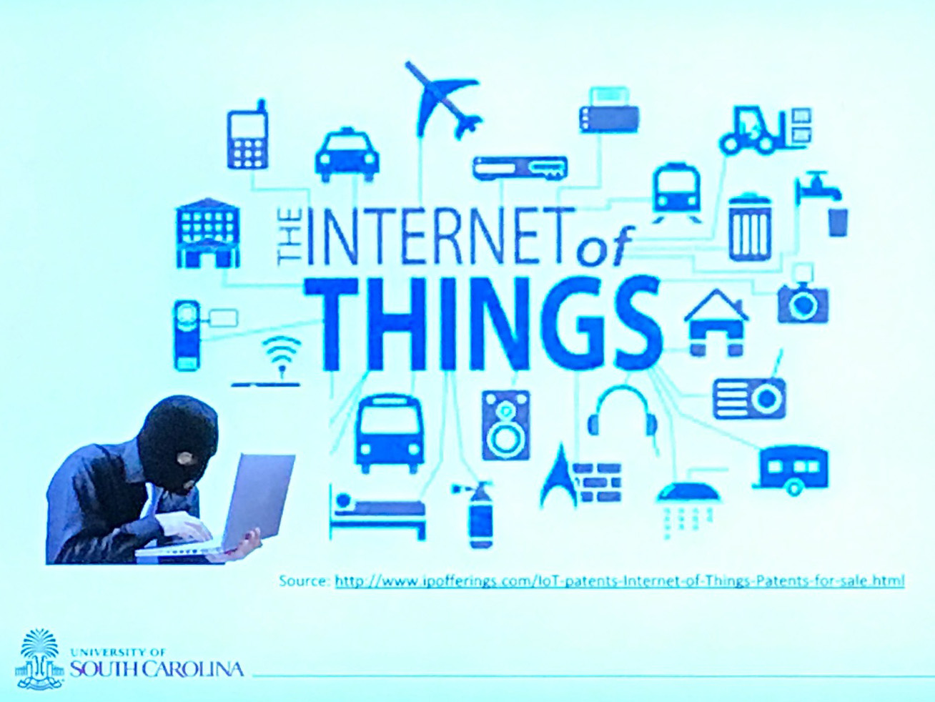 Security Challenges for the Internet of Things: A Semantics-Based View