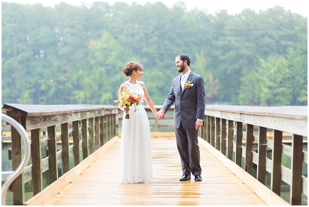 sandy bottom nature park wedding
