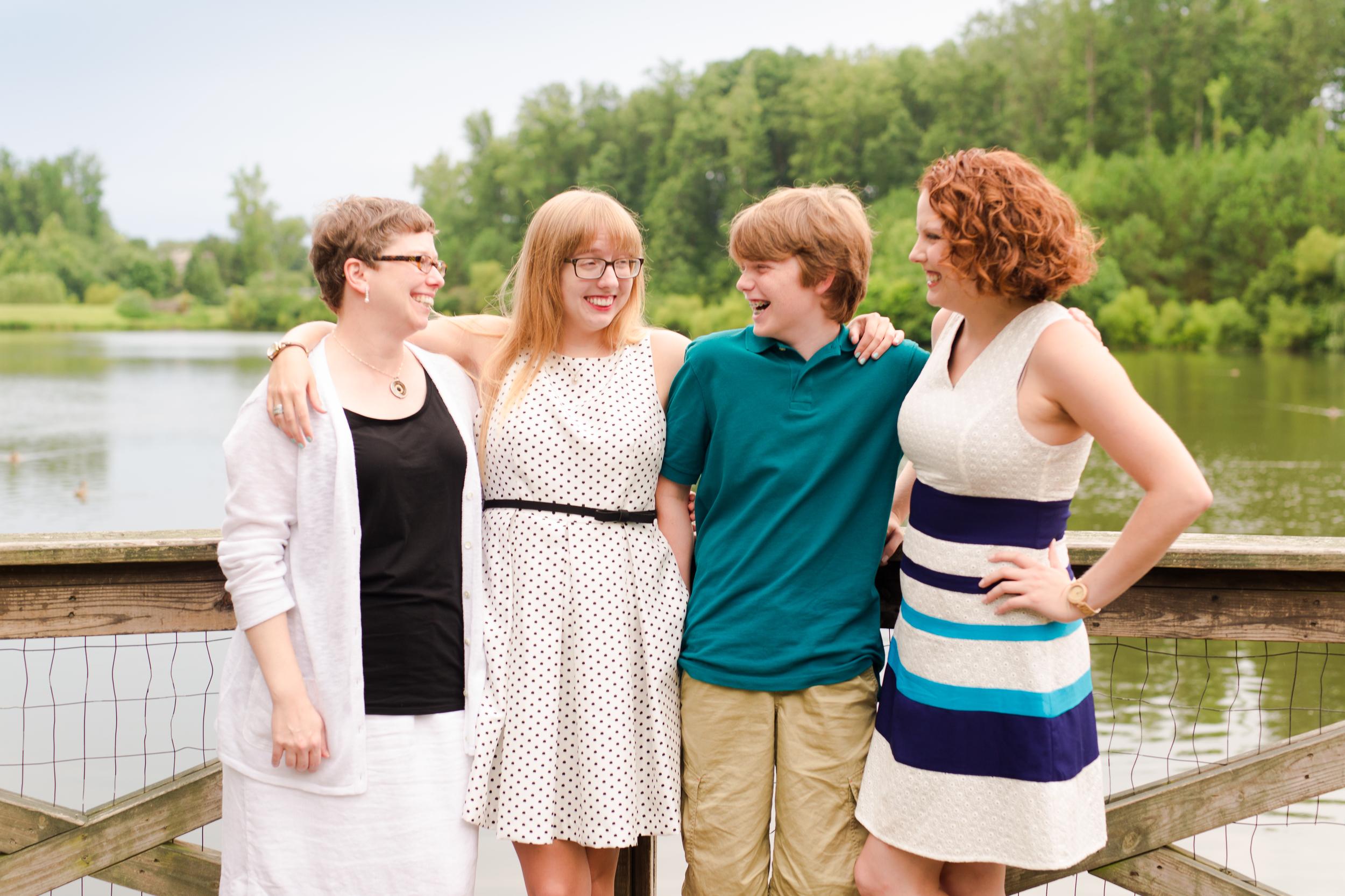 Family Portrait photographer Midlothian VA