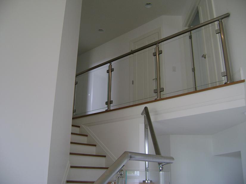 Indoor Glass Railing