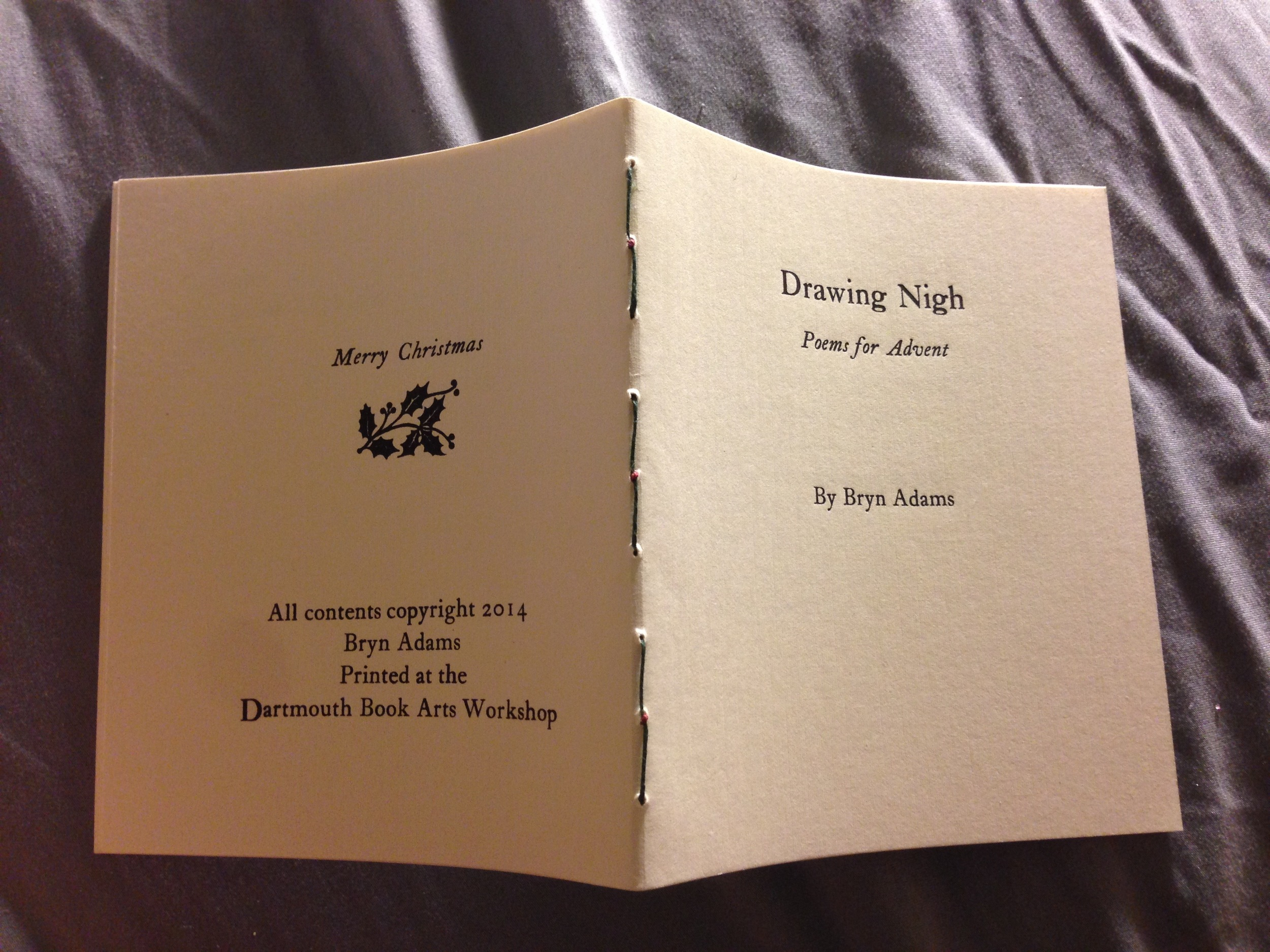 Drawing Nigh: Poems for Advent