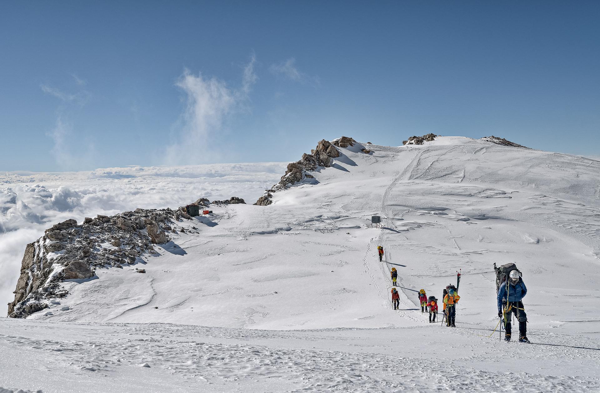 17,000 ft, Denali