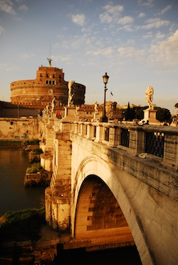 The Bridge of Angels and Castel Sant'Angelo