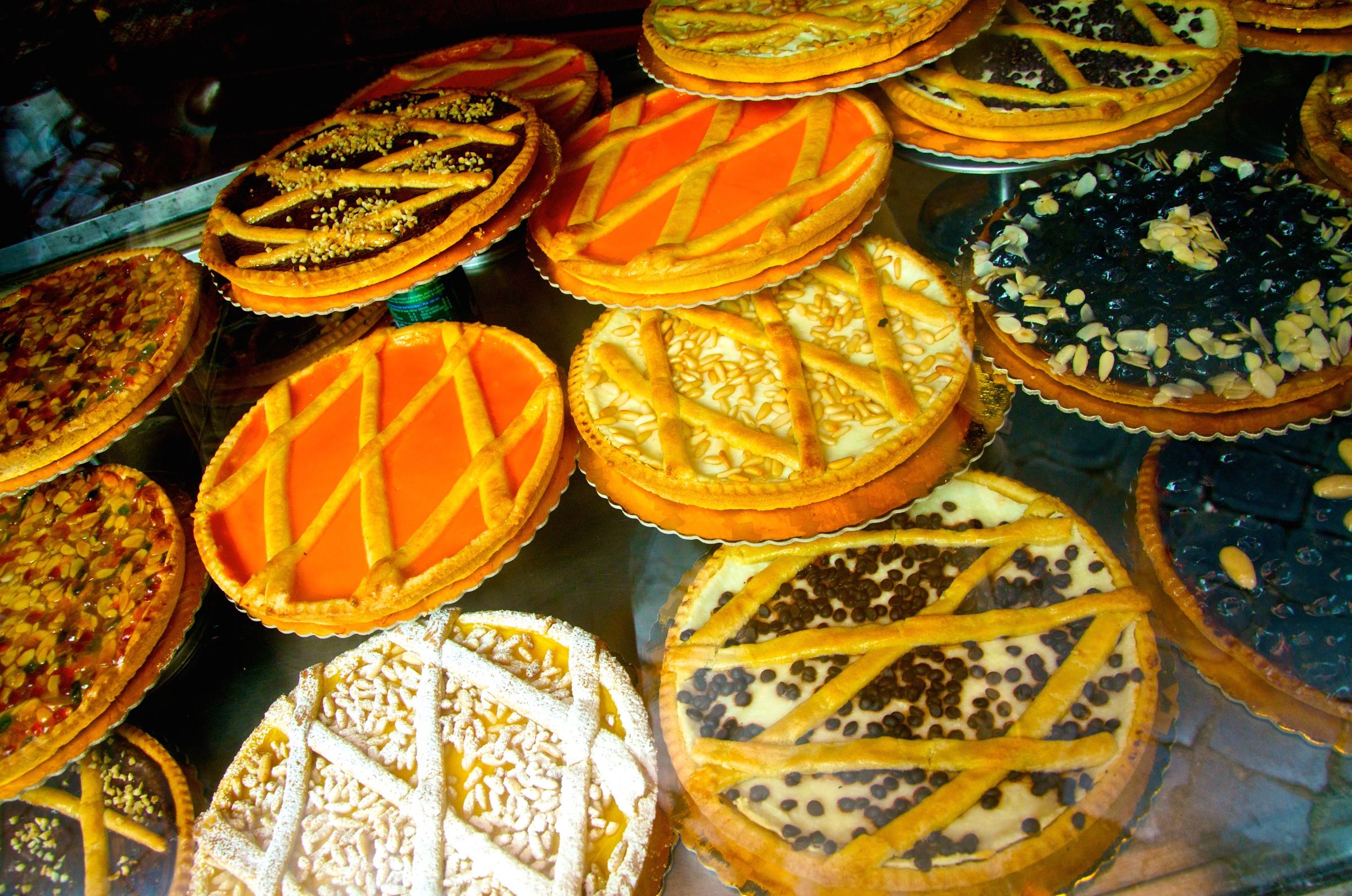 Italian Sweets - Homemade Pies