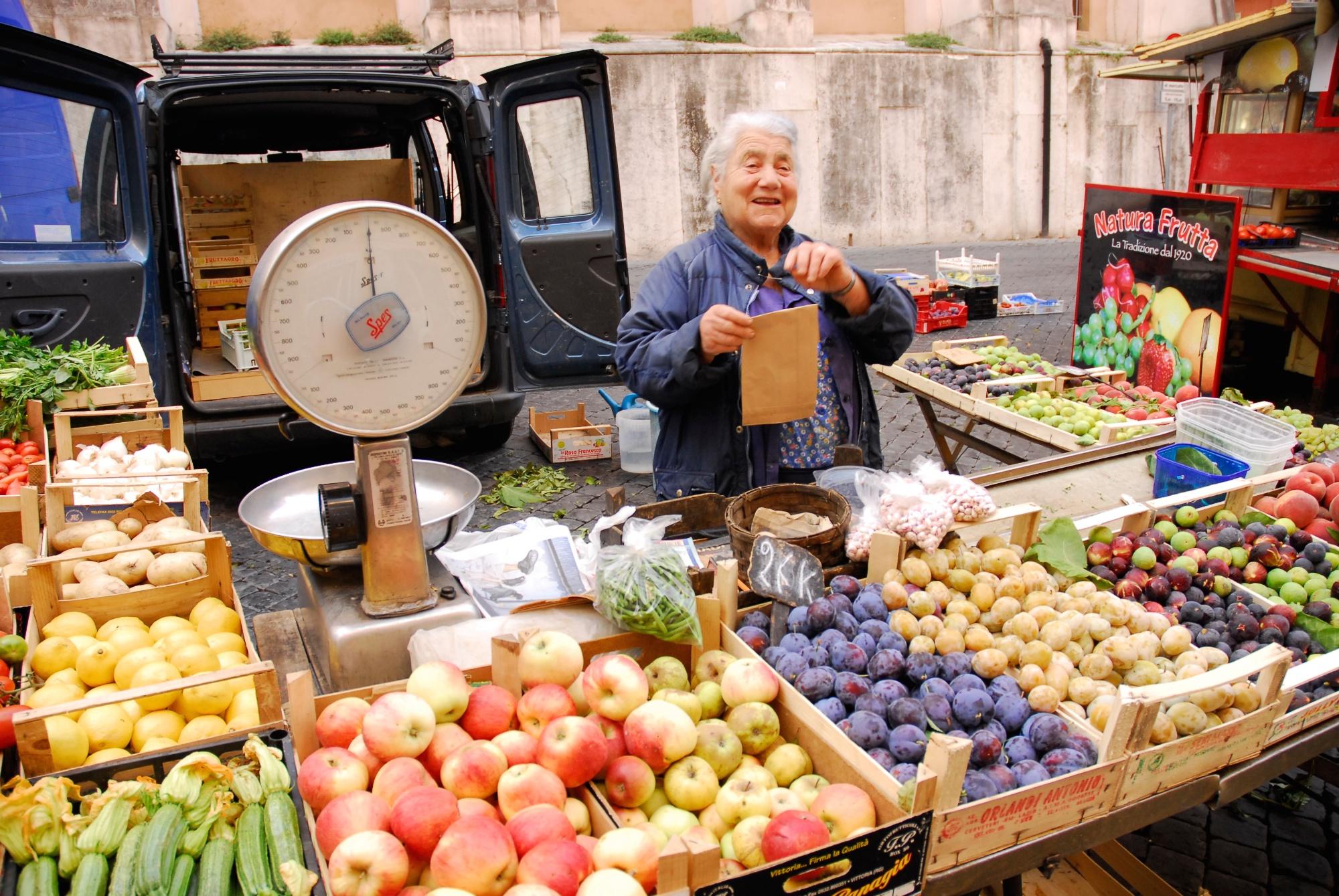 Campo dei Fiori Open Market